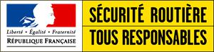 Site internet de la Sécurité Routière - Nouvelle fenêtre