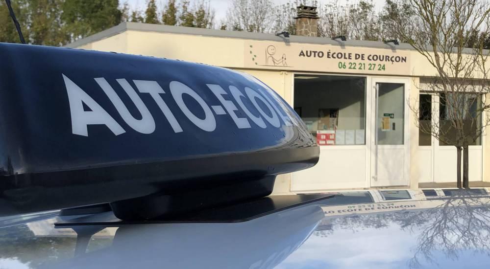 Photo 1 de l'Auto-école de Courçon