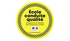 """Labellisé """"Ecole de conduite qualité""""   - Nouvelle fenêtre"""
